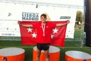 Gran triunfo de Alejandro López